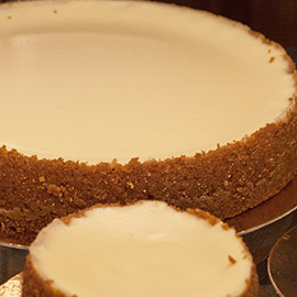 New York cheesecake : Cakes