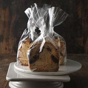 Loaf Cakes at Bakeshop Café and Bistro : Sour Cream Coffee Cake with Apple Streusel