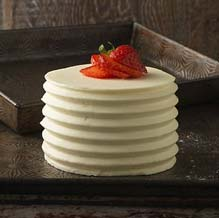Mascarpone Strawberry Cake