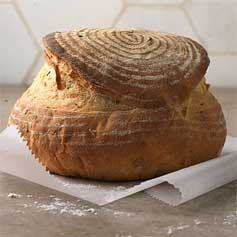 Rosemary Olive Oil Sourdough Bread